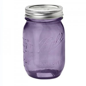 Ball 475 ml Purple (16 oz) - Regular