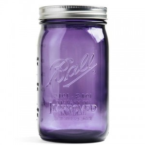 Ball 950 ml Purple (32 oz) - Wide